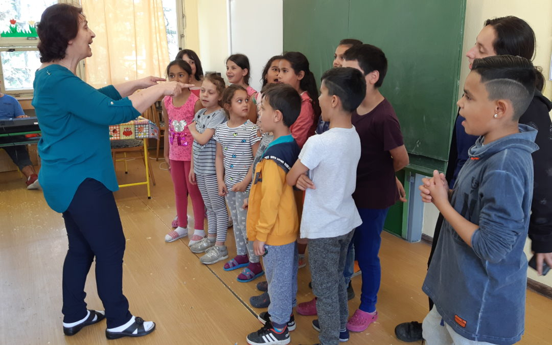 Project Spreads Roma Music for the World to Hear It