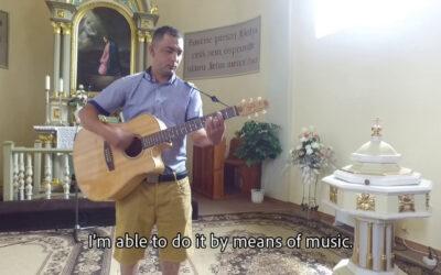 Rómske hlasy – Viera a jej prejav